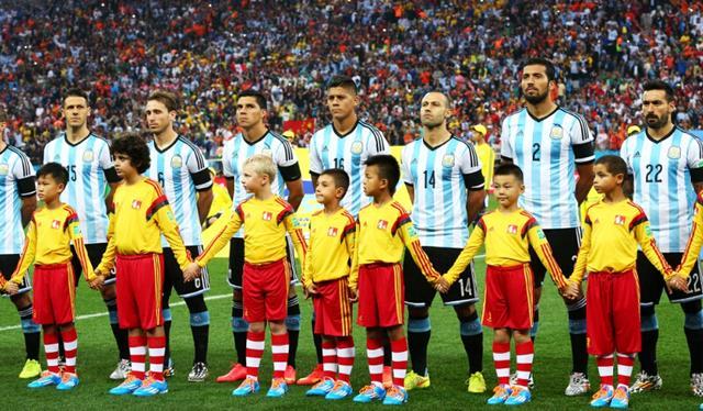 世界杯中国球童的巴西幸福之旅图片