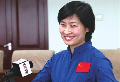 中国首位女航天员刘洋当上妈妈了