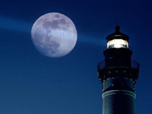 8个拍摄月亮的技巧