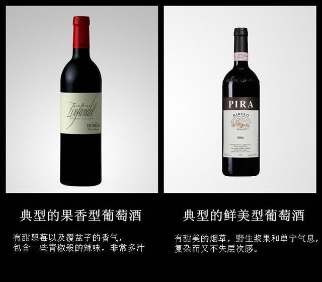 四种葡萄酒风格,哪一种是你的菜?