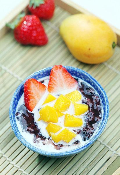 3款自制水果粥轻松健脾养胃