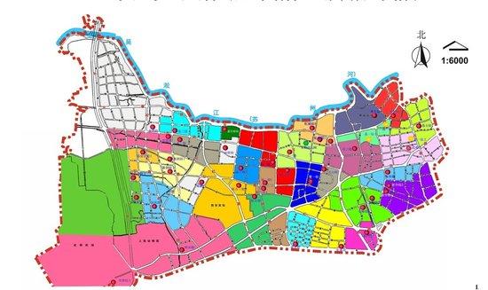2013年长宁区公办幼儿园招生划块分布情况