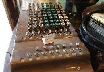 美国的打字机
