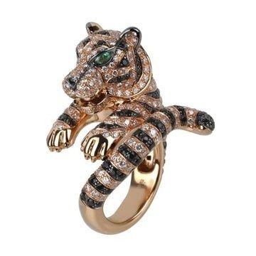 指尖上的动物园珠宝
