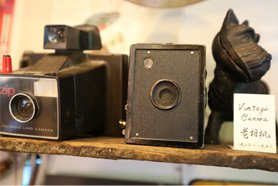 Vintage老相机