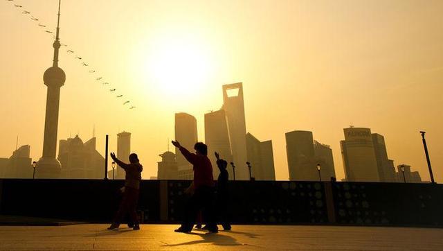 健康城市,上海怎样做好样本