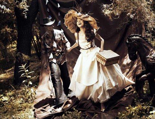 丰满新娘拍婚纱照该注意事项