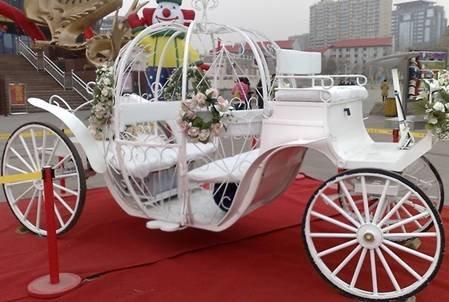 个性婚车 打造不一样的奢华