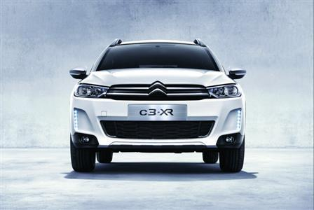 东风雪铁龙首款SUV迎来中国首秀 C3-XR闪耀羊城