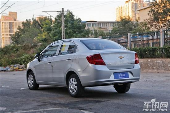 2013款雪佛兰赛欧-改款赛欧现身目录 外观升级4月亮相北京车展图片