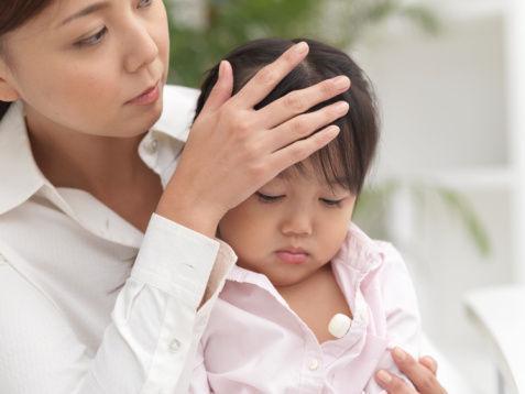 伤风等反应.   要确定孩子是否发烧,家长就要了解婴儿体温多