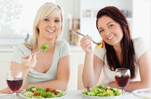 女人吃出细皮嫩肉
