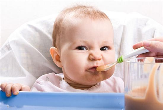 0-18个月宝宝辅食配餐
