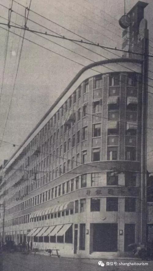 低调了86年 比外滩23号还早的中行大楼藏在虹口