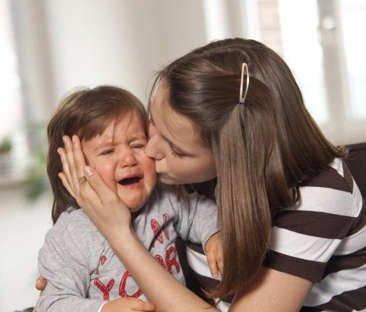 宝宝烫伤家庭急救治愈法