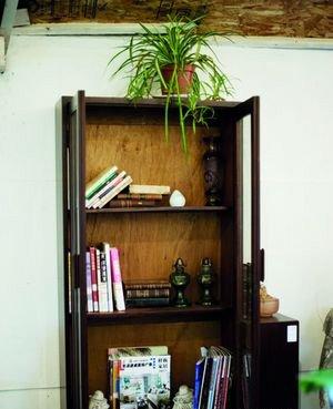 设计书店:陋室书吧