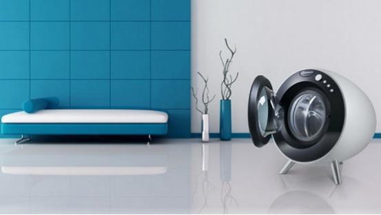 洗衣机的未来:超声波,超小型,无水化图片