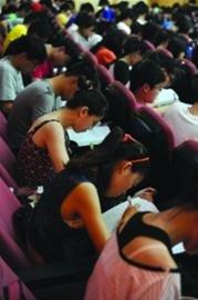 2013考研:专硕比例提高 学术硕士竞争更加激烈