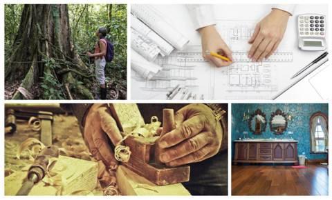 安信全屋整木定制,木资源与木艺双轮驱动升级