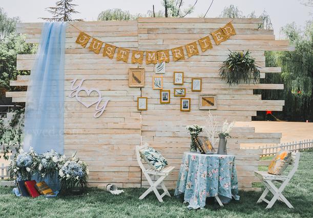 凉爽的夏季婚礼策划 14个为婚礼降温的创意