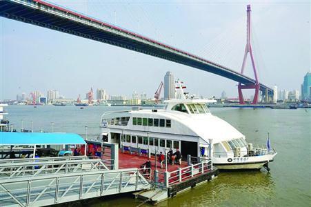 沪轮渡年内引入免费WiFi 金陵东路轮渡站先试点