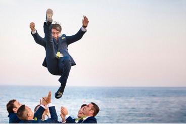 DIY创意婚礼策划 最具个性的婚礼