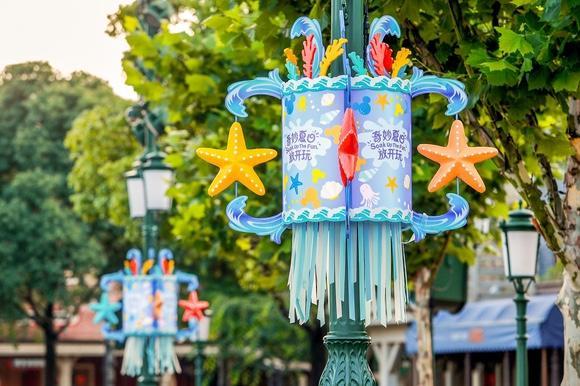 上海迪士尼度假区推出缤纷夏日体验