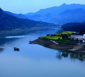 新安江 山水画廊