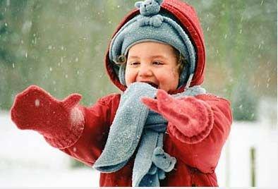 孩子冬天应该怎么穿?