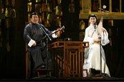 收官2016 评弹《林徽因》唱响上海大剧院