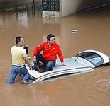 汽车落水自救攻略