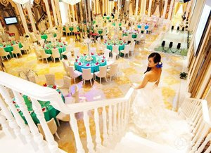 花嫁丽舍:一站式婚礼会所探店体验