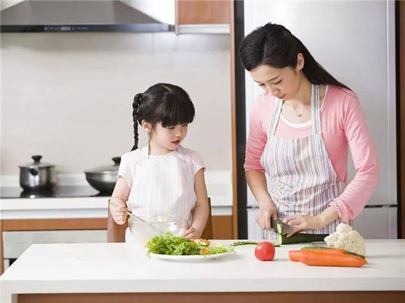 学会这10招 让孩子爱上做家务
