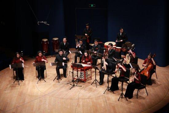 《东西南北风》--上海民族乐团专场音乐会