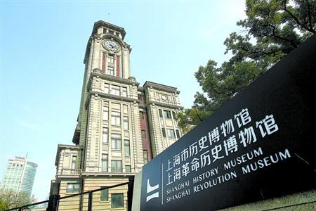 人民广场又迎全新文化地标 上海市历史博物馆明天正式图片