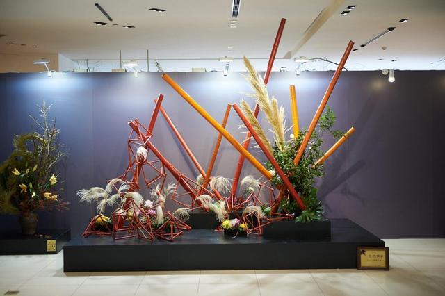 【灼灼期華】花道专业人士的佳音 暨日本草月流创立90周年庆上海草月展隆重开幕