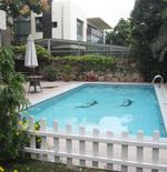 居礼别墅:独立露天泳池