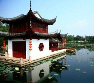 上海大观园+梅园三八优惠