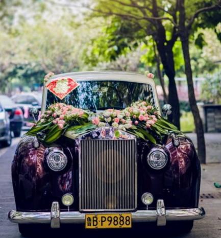 接亲婚车的行驶路线 婚车如何在道路行驶