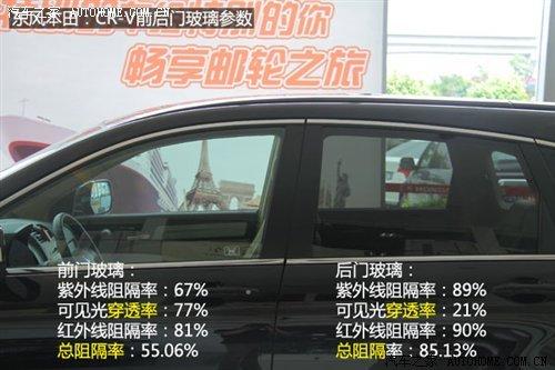 一探究竟!22款合资车玻璃隔热率调查