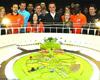 航拍揭秘奥运开幕式细节