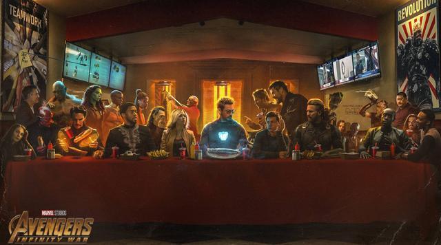 《复仇者联盟3:无限战争》气味版重磅来袭