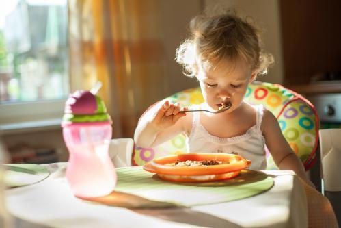 宝宝加餐这五原则