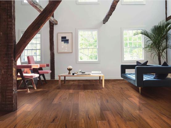 安信实木复合地板,让挑剔的家居颜控止步于此