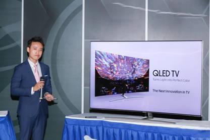 遇见未来格调,三星QLED TV约会申城