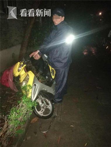 偷电瓶车的周某表情包-牌友 结伙去偷车 自带20余把钥匙作案