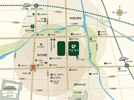 根在商丘,家在绿城 | 绿城·诚园销售展示中心正式开放