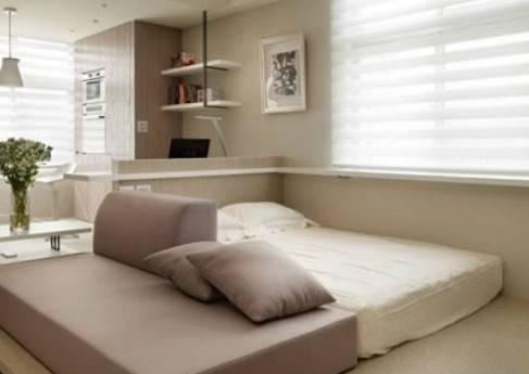 小户型家居装修案例 想不到的精彩