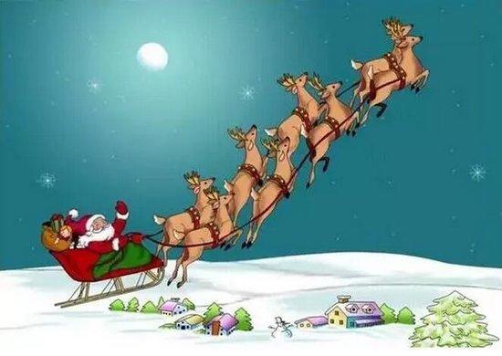 @所有人 您有一份圣诞礼物,请注意查收!