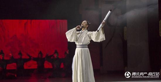 首献商丘丨大型穿越舞台剧《翰舞·商颂》,竟然是这个样子?